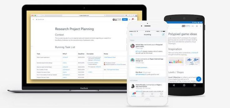 Dropbox Paper For iOS Gains Offline Mode and Multiple Language Support #AppleNews #TechNews
