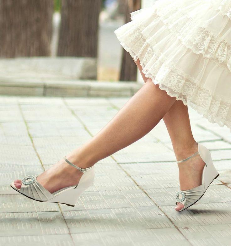 10 Best Wedding Shoes Images On Pinterest