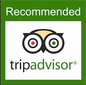 As recommended on Trip Advisor