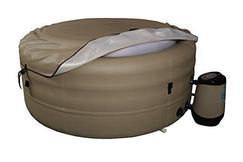 Canadian Spa - Rio Grande Portable Spa / Hot Tub - 4 Person