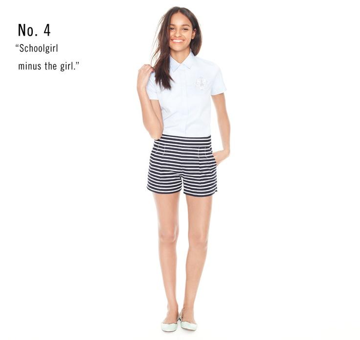 Womens Clothing - Looks We Love - J.Crew #myshoestory #jcrew