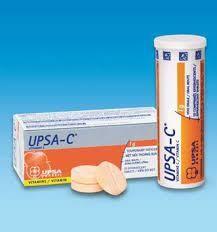 UPSA C 1000 mg - UPSA C CALCIUM thuốc gì Công dụng và giá thuốc UPSA C 1000 mg - UPSA C CALCIUM (2)
