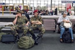 Die Bundeswehr, Deutschlands ungeliebte Armee