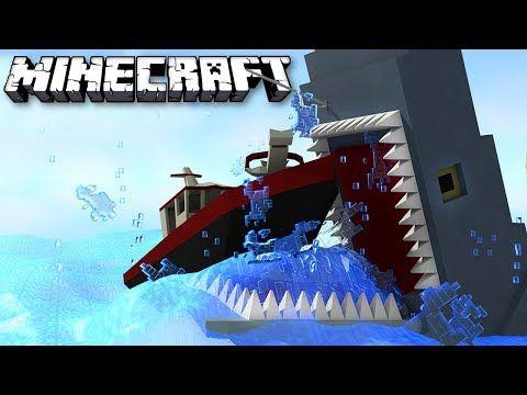 EL MONSTRUO DEL MAR MAS GRANDE DEL MUNDO!! - MINECRAFT - VER VÍDEO -> http://quehubocolombia.com/el-monstruo-del-mar-mas-grande-del-mundo-minecraft    encayamos con nuestro barco en una isla desierta donde se haya el monstruo del mar mas grande del mundo, un megalodon gigante en Minecraft!! ¿Nuevo en el canal? SUSCRIBETE (es gratis):  TimbaVk:  Mis series de Minecraft: ¿Cuál es el verdadero?:  Como invocar en Minecraft (como craftear):...