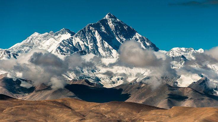 Everest North Face by David Kovacs Северное Лицо Эвереста, Дэвид Ковач