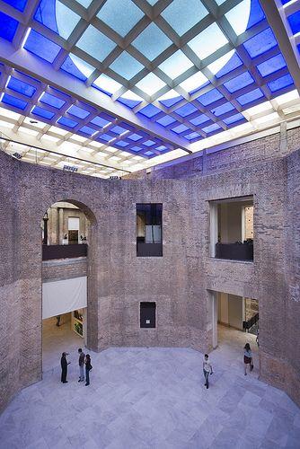 Pinacoteca Sao Paulo | Former Pinacoteca of Sao Paulo.  Renovated /Restaurated as State Art Museum    Architect: Paulo Mendes da Rocha 1998