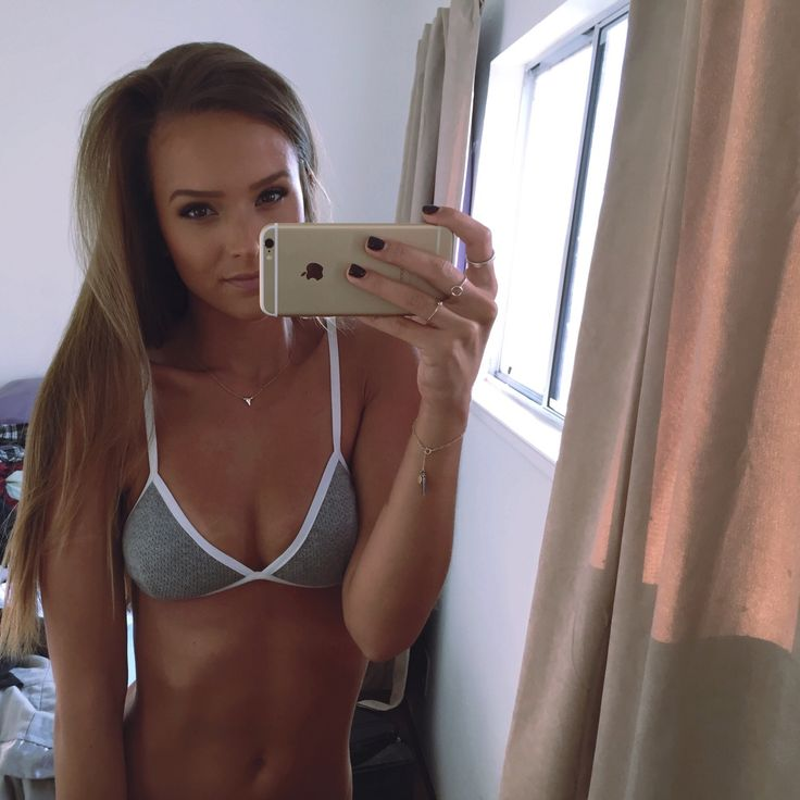 Sexy selfies young nude
