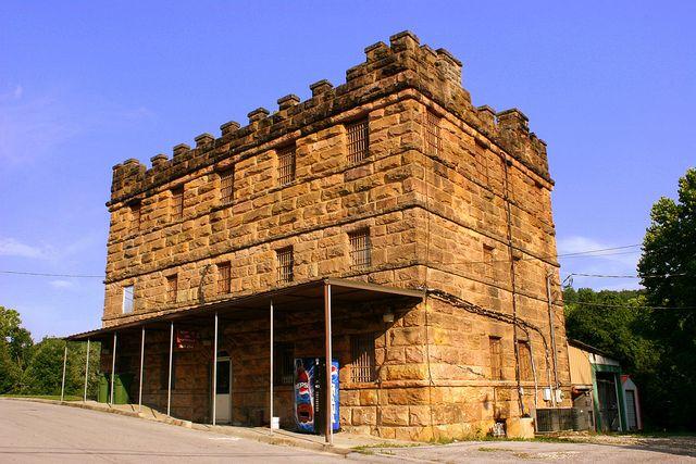 Old Scott County Jail - Huntsville, TN