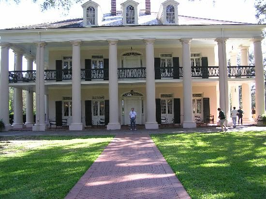 Beautiful plantation home