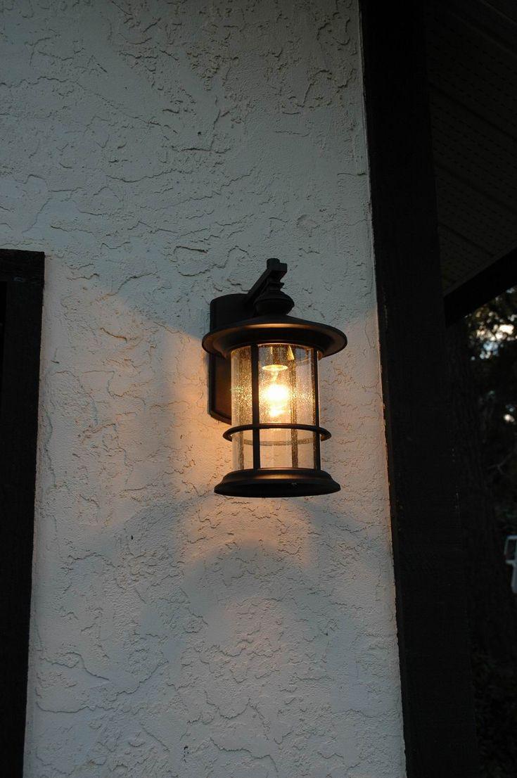 Don And Amy S Broadmead Reno Yet Another Toilet Saga Outdoor Light Fixtures Garage Lights Exterior House Lighting Fixtures