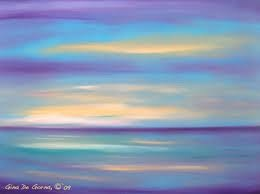 blue painting abstract - Google Search