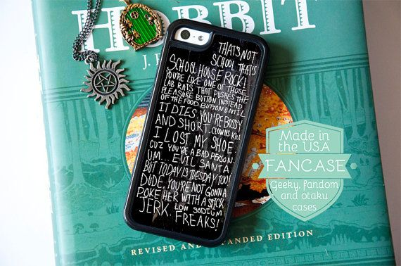 Sam Winchester Phone Case Supernatural Phone Case by fancase