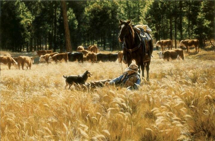 "Tim Cox ""Spring Range"""