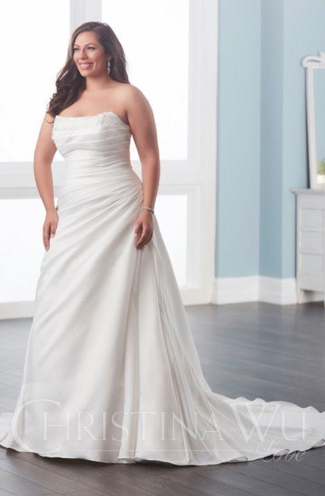 1bd97a59f2 The 9 best wedding dress shops for curvy brides | weddings | Wedding ...