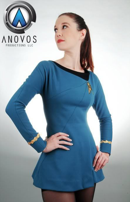 Star Trek Costuming?