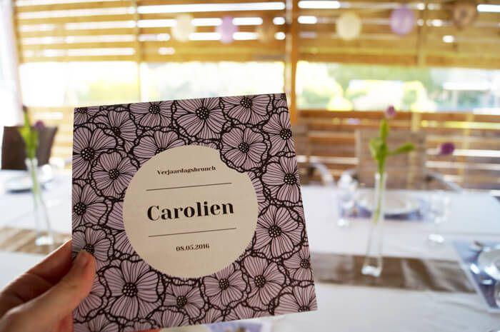De perfecte uitnodigingen voor een gezellige verjaardagsbrunch! #party #birthday #invitations #brunch #blogger #Beaublue