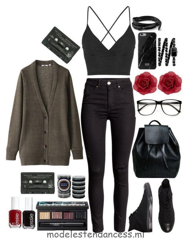 8d7860845e6a Hipster Girl 50+ Outfits  Mode  Modetrends  outfit