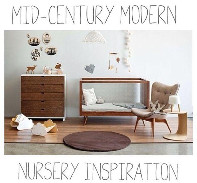 20 Stylish Gender Neutral Nurseries Home Kids Nursery Modern Bedroom