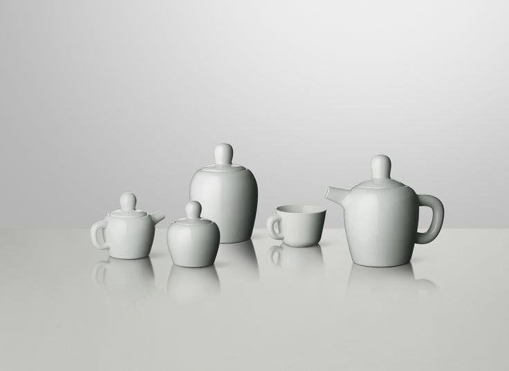 Muuto - New Nordic Design - accessories - tea set - bulky - Jonas Wagell - muuto.com