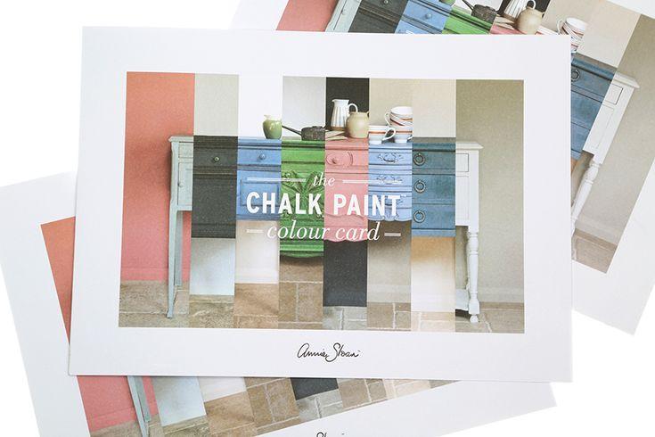 Annie Sloan | Annie Sloan | Chalk Paint Colour Card