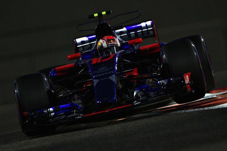 トロ・ロッソ:F1アブダビGP 金曜フリー走行レポート  [F1 / Formula 1]