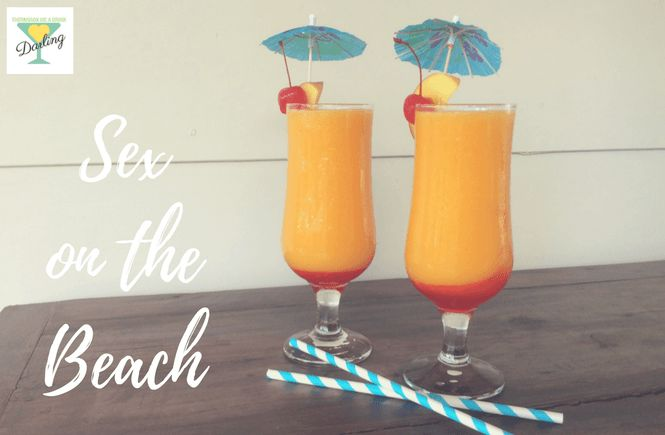 Are you still wondering what to drink this Christmas?  Enjoy the beach without getting sand in your knickers!!  http://www.thermomixmeadrinkdarling.com/sexonthebeach- ohmy/ Thermomix Cocktail Recipe
