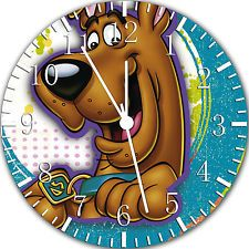"Scooby Doo wall Clock 10"" will be nice Gift and Room wall Decor X51"