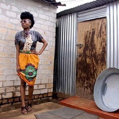 Fashion from Soweto