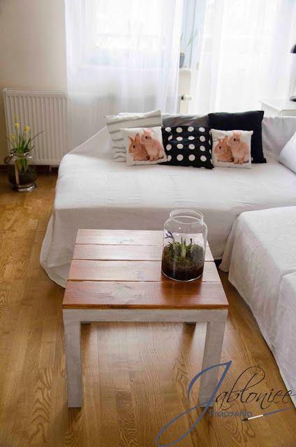 Metamorfoza stolika Lack krok po kroku (DIY)