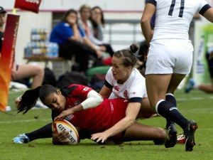 Canadian Magali Harvey has a chance to impress in Pan Am Games rugby sevens ahead of Rio Olympics