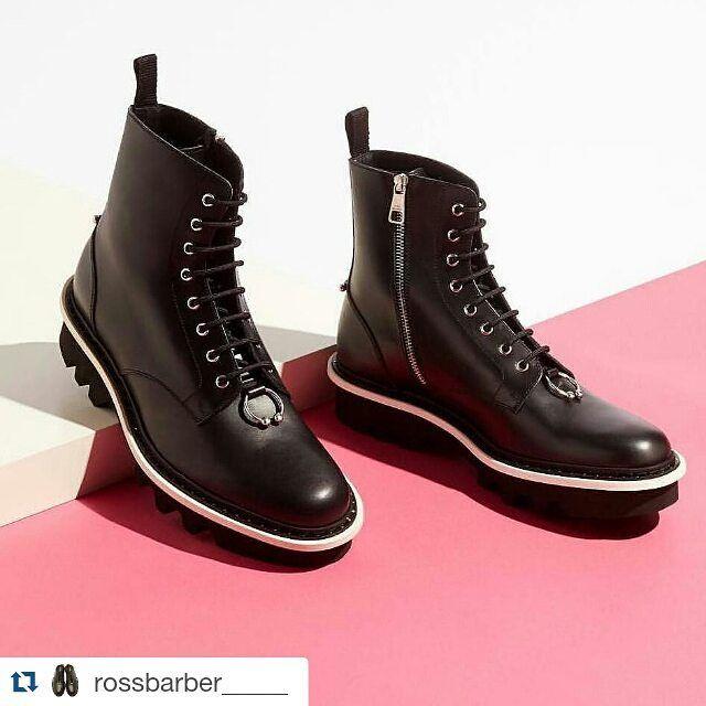 #Repost @rossbarber_____ with @repostapp  Pierced Punk Bovver Boots  Neil Barrett AW15  #adidas #boost #futurecraft #lcf #vray #rendering #3dstudiomax #rhino #futurecraft3d #complexkicks #3dprinting #3dprintedshoes #3d #adidas #boost #neilbarrett #sole #shoesoftheday #shoeporn #lattice #metamorphosis #shoes #sneakerheads #sneakerfreaker #sneakerfreakerofficial #yeezyboost #yeezy #yeezus #future - by celebrity_divulge