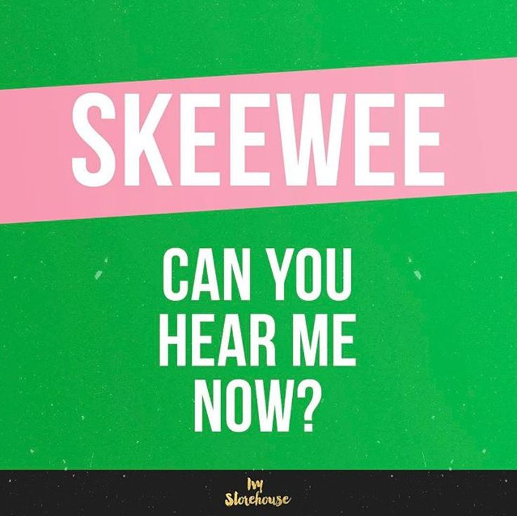 """On January 10, 2017, the United States Patent and Trademark Office granted Alpha Kappa Alpha Sorority a sound mark for the """"Skee-Wee"""" call.  Alpha Kappa Alpha Sorority not only becomes the first not-for-profit and Greek-lettered organization to secure a federal registration for a sound mark, but the sorority is also the only registrant to register a sound mark for association services, i.e., membership. #AKA1908 #Skee-Wee™"""