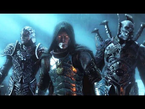 Shadow of Mordor Game Movie (Complete Edition) All Cutscenes PC 1080p HD - YouTube