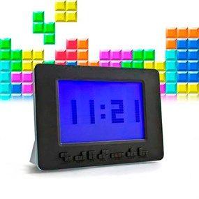 Reloj despertador Tetris, sin duda alguna uno de los juegos con el que mas hemos disfrutado, si te gustó y te enganchó ahora tienes este genial despertador. http://www.revolutum.com/comprar-regalo-original/relojes_despertadores/relojes_originales/reloj-despertador-tetris#.V5tA7biLS00