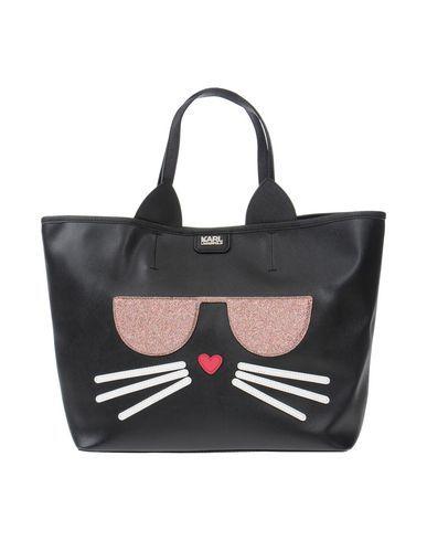 KARL LAGERFELD . #karllagerfeld #bags #leather #hand bags #pvc #