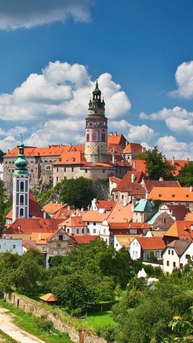 Cesky Krumlov Czech Republic  city pictures gallery : Cesky Krumlov, Czech Republic | Bucket List | Pinterest