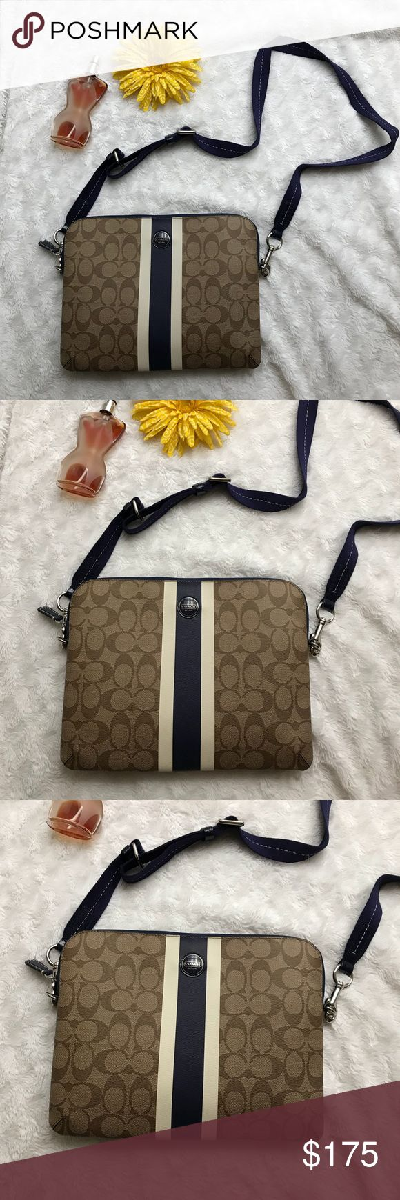 """NEW Coach Purse 🌿🌻 BRAND NEW✨✨//Includes Care Instructions//Long Adjustable Strap//approx. 8""""X11""""//Offers accepted or countered✨// Coach Bags"""