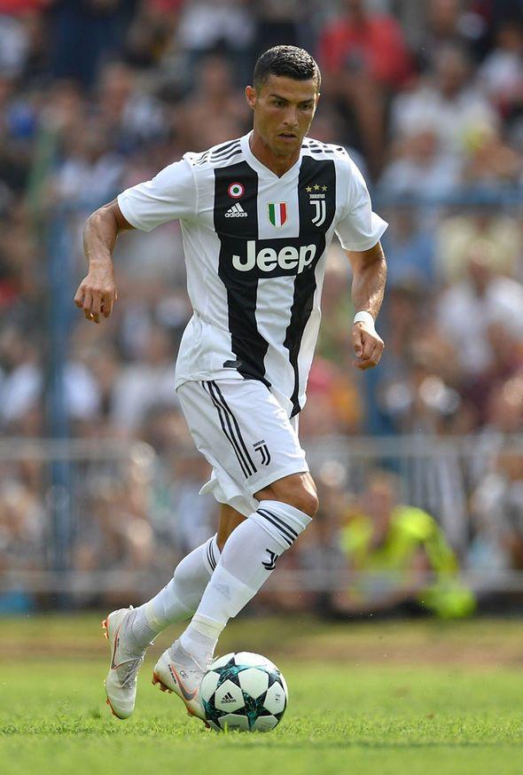 Ronaldo Vertical : ronaldo, vertical, Cristiano, Ronaldo:, Juventus, RETURN, Madrid, Stunning, Claim, Ronaldo, Juventus,, Football