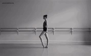 passionatedancing:  Maria Khoreva, Vaganova Ballet Academy student(popularly known as @marachok on instagram)