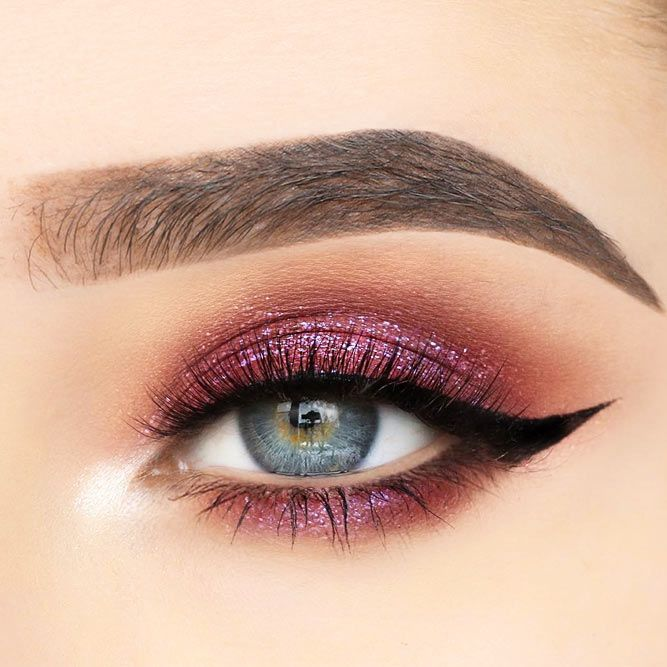 Perfect Makeup Ideas For Blue Eyes picture 2
