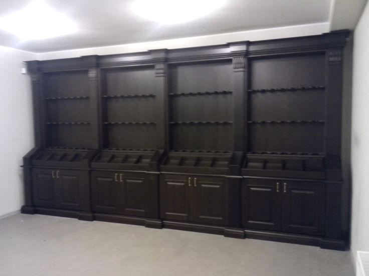 Оружейный шкаф(массив дуба)