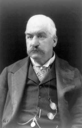 JP Morgan, the richest and most powerful man in America at the turn of the last century