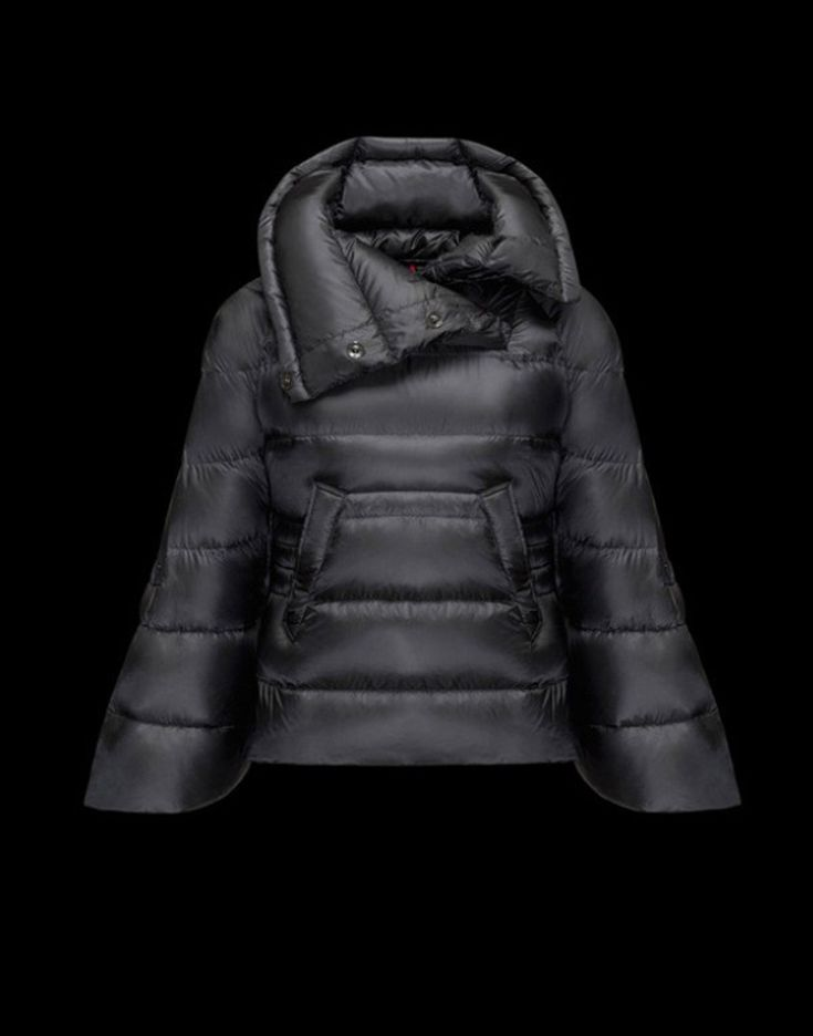 Moncler Black Jacket | Online the New Moncler Collection. Discover the Autumn-Winter Trends ! Free delivery & Free returns!