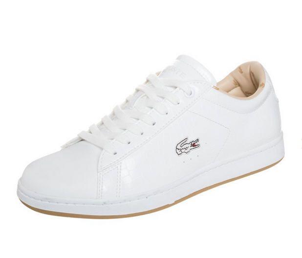 Baskets Lacoste femme Zalando, achat Lacoste CARNABY EVO Baskets basses blanc prix promo Zalando 90.00 €