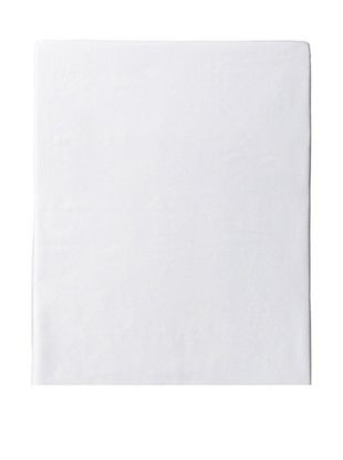69% OFF Vera Wang Gossamer Floral Collection Fitted Sheet (White)