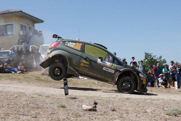 Fotos del Rally de Italia Cerdeña 2014