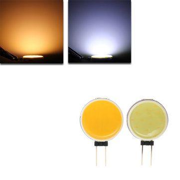 G4 2W 15COB LED Warm White/White for Crystal Lamp LED Spotlight Light Bulb Lamp DC 12V