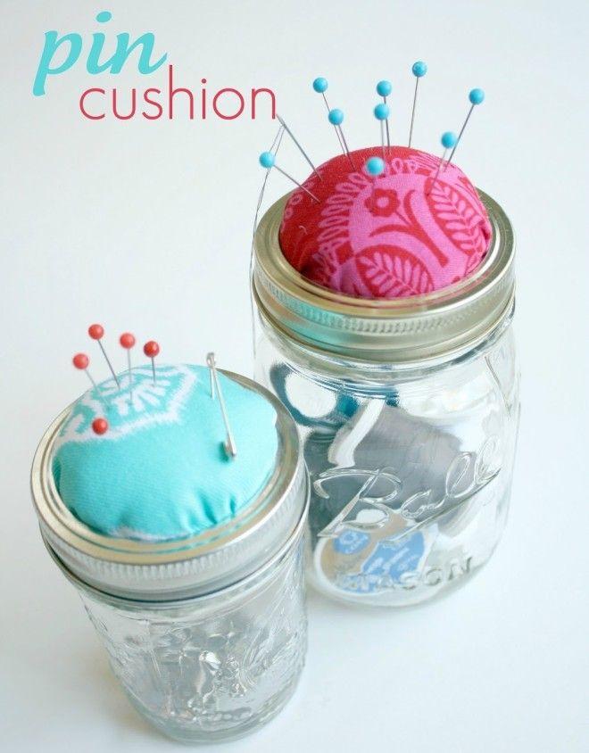cute use for a mason jar