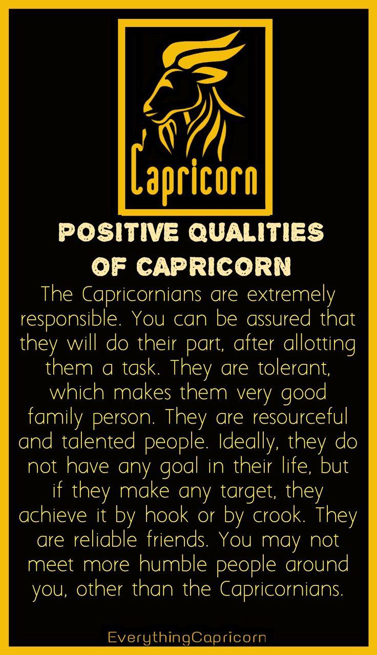 Everything Capricorn
