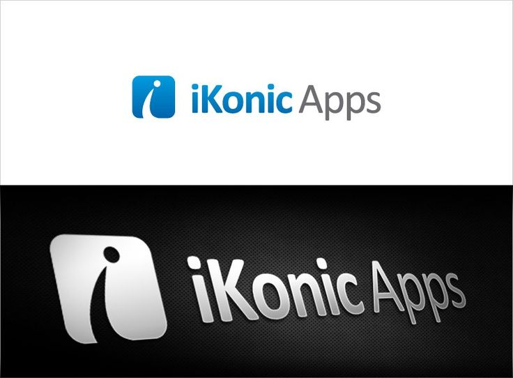 Create the next logo for iKonic Apps by keegan™